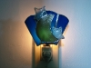 stained glass nightlight - celestial