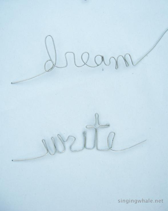dream-write