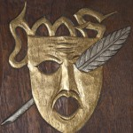 Wellesley College Shakespeare Society Mask and Quill