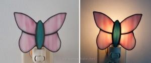 pinkbutterflylight